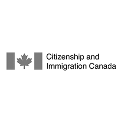 Logo Citizenship and Immigration Canada